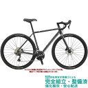 グラベルロードバイク 2020 BIANCHI ビアンキ ORSO SHIMANO GRX 600 オルソGRX600 GRAPHITE/BLACK-CK16 GLOSSY(KP) オールロード 2×11S..