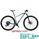 マウンテンバイク 2020 BIANCHI ビアンキ NITRON 9.3 ニトロン9.3 CK16/BLACK-RED FULL GLOSSY(6U) 12段変速 SHIMANO XT/SLX 29