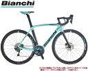 (全サイズ即納)ロードバイク 2021 BIANCHI ビアンキ OLTRE XR3 DISC SHIMANO 105 オルトレXR3 ディスク シマノ 105 CK16(5K) CARBON
