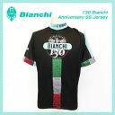 ��BIANCHI�ۥӥ��� WEAR ������ 130 Bianchi Anniversary Jersey �ӥ���130��ǯ��ǰ���㡼�� L������
