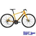 在庫有(選べる特典付)クロスバイク 2021 MERIDA メリダ GRAN SPEED 80-MD グランスピード80MD M-オレンジ(ブラック)【EY28】 700C