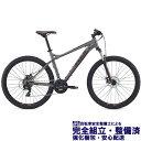 (選べる特典付!)マウンテンバイク 2020 FUJI フジ NEVADA 27.5 1.9 ネバダ27.5 1.9 マットアンスラサイト(21段変速)(27.5)(ディスク..