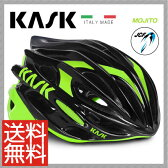 【Mサイズ即納】【送料無料】16 KASK カスク Helmet ヘルメット MOJITO モヒート ブラックライム M【2048000002301】L【2048000002318】XL【2048000001427】【JCF公認モデル】
