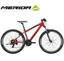 """(選べる特典付)マウンテンバイク 2020 MERIDA メリダ MATTS 6.5-V マッツ6.5V グロッシースパークリングレッド(ブラック)【ER30】 21段変速 26""""ホイール"""