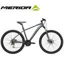 マウンテンバイク 2020 MERIDA メリダ BIG.SEVEN 20-MD ビッグセブン20MD マットアンスラサイト(ブラック/シルバー)【ES66】 24段変速 ..