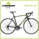 【自転車安全整備士による完全組立・調整・梱包】【ロック・ディスプレイスタンド】【送料無料】ロードレーサー 2016年モデル MERIDA メリダ SCULTURA 100