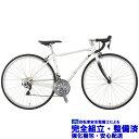(選べる特典付)ロードバイク 2021 RALEIGH ラレー CRF Carlton-F カールトンF パールホワイト SHIMANO 105 2×11SP 700C クロモリ