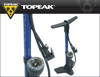 (TOPEAK)トピーク FloorPump フロアーポンプ JoeBlowTM Max HP2 ジョーブローマックスHP2 ブルー(PPF05902)(4712511832792)の画像