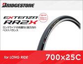 【BRIDGESTONE】ブリジストン EXTENZA エクステンザ RR2X 700×25C  F301107BL