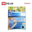 (N-rit)WEAR ウェア N-rit COOLET2 クール素材使用のアームカバー ブラック