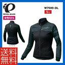 (送料無料)PEARLIZUMI パールイズミ 2017秋冬モデル (女性用) W7500-BL ウィンドブレーク ジャケット 16.ブラック