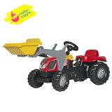 [今ならプレゼント付き] ゼトールキッズローダー 012152/409310 【クレジットOK】 限定モデル ロリートイズ トラクター ペダルカー ドイツ製