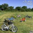 [FQJAPAN掲載記念!今なら送料無料&自転車カバープレゼント] LeiAloha 〜 レイアロハ 〜 16インチ <完成品> 【送料無料(北海道・沖縄県除く!)】 身長98cm〜 ビーチクルーザー 自転車 子供用 幼児用 ハワイ 補助輪、スタンド付