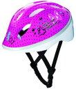 キッズヘルメット ミニーマウス ピンク Sサイズ 【アイデス】自転車用 三輪車用 バランスバイク用