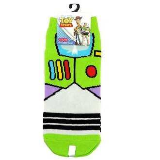 "Ladies socks: toy story and buzz ""costume"" shopping ☆ ☆ Disney (women's socks)-fs3gm"