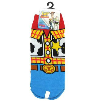 Ladies socks: Toy Story/Woody? s costume 》 shopping ☆ ☆ Disney (women's socks)-fs3gm