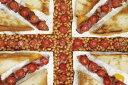 ポスター Howard Shooter Full English 食べ物UKフラッグ PPS-111 インテリアグッズ POSTER 通販 【プレゼント】【あす楽】ベルコモン