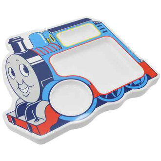 午餐板分頻器託盤孩子餐具湯瑪斯坦克發動機湯瑪斯模切 OSK 可愛兒童餐具商店貝爾共同 12/16 上午 10 上午樂天卡司