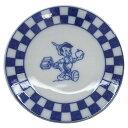 陶磁器製 豆皿 ミニ 小皿 ピノキオディズニー 三郷陶器 直径90mm 小粋染付