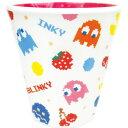 Wプリント メラミンカップ チラシ パックマン プラコップ ナムコ ティーズファクトリー キッズ食器