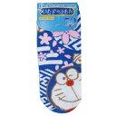 ショッピングソックス レディース 和柄 ソックス 女性用 靴下 I'm Doraemon 桜日和 ドラえもん ジェイズプランニング プレゼント メール便可