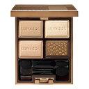 【メール便・ゆうパケット】カネボウ LUNASOL ルナソル セレクション・ドゥ・ショコラアイズ 01 Chocolat Blanc