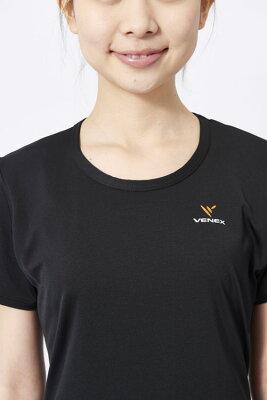 【新作!送料無料】VENEXベネクスリカバリーウェアレディースリフレッシュTシャツ