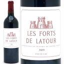 【送料無料】[2009] レ フォール ド ラトゥール 750ml(ポイヤック)赤ワイン【コク辛口】【ワイン】【AB】^ABLA21A9^