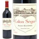 [2011] シャトー カロン セギュール 750ml(サンテステフ第3級)赤ワイン【コク辛口】【ワイン】【GVA】【RCP】【AB】【wineday】^AACS0111^