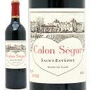 [2012] シャトー カロン セギュール 750ml(サンテステフ第3級)赤ワイン【コク辛口】【ワイン】【GVA】【AB】^AACS0112^
