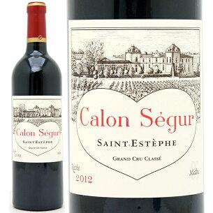 シャトー セギュール サンテステフ 赤ワイン
