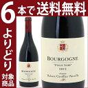 [2012] ブルゴーニュ ピノ ノワール 750ml (ロベール グロフィエ ペール エ フィス)赤ワイン【コク辛口】【ワイン】^B0RGBR12^