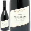 [2013] ブルゴーニュ ピノ ノワール 750ml (フィリップ コラン)赤ワイン【コク辛口】【ワイン】^B0CPBR13^