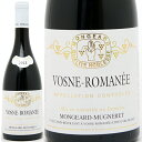 [2013] ヴォーヌ ロマネ 750ml (モンジャール ミュニュレ)赤ワイン【コク辛口】【ワイン】【GVB】^B0MMVR13^
