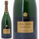【送料無料】[1999] ボランジェRD 箱なし マグナム 1500ml *(シャンパーニュ)白【シャンパン コク辛口】【ワイン】^VABL02MO^
