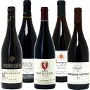 ワインセット 送料無料赤ワイン ワインセット ギフトブルゴーニュ有名蔵 すべて激ウマ赤5本セット第127弾 パーティ 料理に合う 安くて美味しい W0B527SE