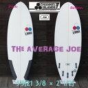Channel Islands AVERAGE JOE 5PLUG 5'5[21 3/8 × 2 1/2]FCS2仕様【アルメリック】チャンネルアイランドサーフボード カルフォルニア製! al_pu mtp5