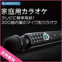 カラオケマイク カラオケ道場 DCT-300| 宅配便 送料無料★まとめ割W