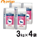ロイヤルカナン ベッツプラン 犬用 ニュータードケア 3kg×4袋【ケース販売】【あす楽】