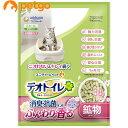 デオトイレ ふんわり香る消臭・抗菌サンド ホワイトフローラルの香り 3.8L【あす楽】