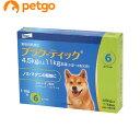 プラク‐ティック 小型〜中型犬用 1.1mL 4.5〜11kg 6ピペット(動物用医薬品)【あす楽