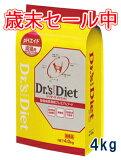 ドクターズダイエット 猫用 pHエイド 4kg(成猫用)