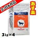 【16時まであす楽対応】 ロイヤルカナン 犬用 ベッツプラン エイジングケア 3kg×4個 【正規品】 ケース売り