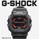 【お取り寄せ商品】 G-SHOCK ジーショック CASIO カシオ 腕時計 ブラック ジーエックスシリーズ GX SERIES GXW-56-1AJF メンズ 【メー..