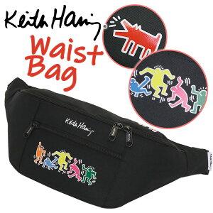 ウエストバッグ キースヘリング Keith Haring 2021年