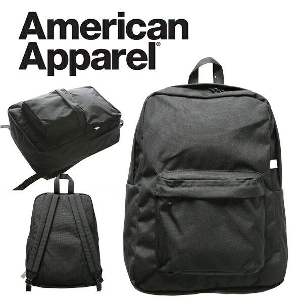 アメリカンアパレル バックパック かばん デイパックリュック リュックサック ナイロン アメアパ レディース AMERICAN APPAREL