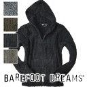 【期間限定1000円クーポン】BAREFOOT DREAMS ベアフットドリームス メンズ 544 ベアフット フーディー パーカー 雑誌掲載 ロンハーマン 【送料無料】