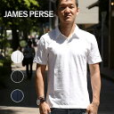 FINAL SALE ジェームスパース メンズ ポロシャツ 半袖 コットン MSX3337 カットソー JAMES PERSE アメリカ 父の日 父の日ギフト【送料無料】【レ1000】