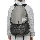 【あす楽対応 平日14:00まで】 and wander アンドワンダー 20L backpack khaki [20L][バックパック][リュック][ザック][デイパック][ユニセックス][サブバッグ][アタックザック][0702bonus_coupon]