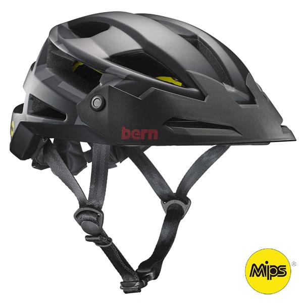 バーン Bern FL-1 XC MIPS Matte Black Type [ヘルメット][自転車][バイク][スポーツ][メンズ][2017年モデル][6/19 13:59まで ポイント10倍] 多方向衝撃保護 MIPSを搭載したサイクリングヘルメット